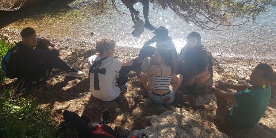 Formation à la communication dans le parc des calanques de la Ciotat